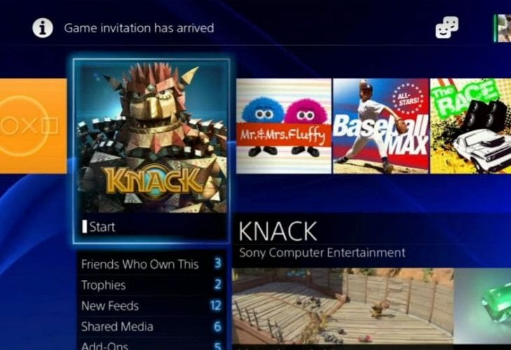 Knack sales boosted by PS4 Japan release