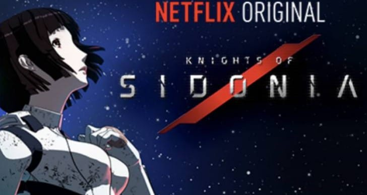 Knights of Sidonia PS4, Xbox One game desire