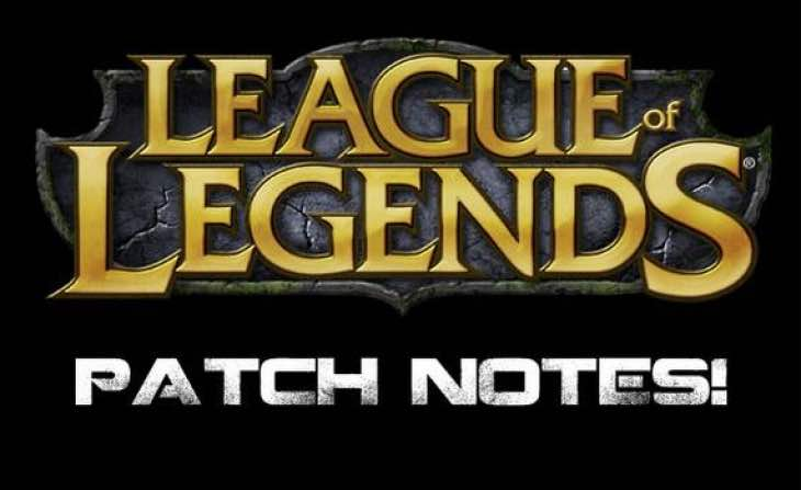 patch league of legends