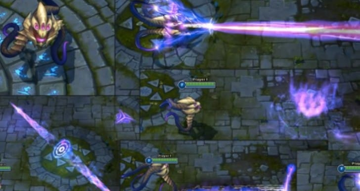League of Legends LCS 2014, Volkez gameplay
