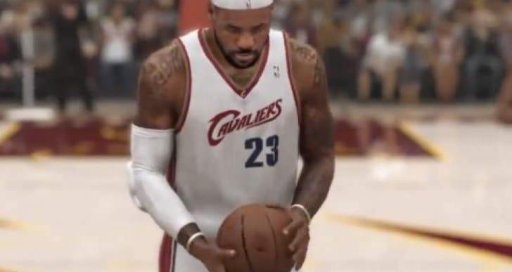 NBA 2K15 free on Xbox One until April 27