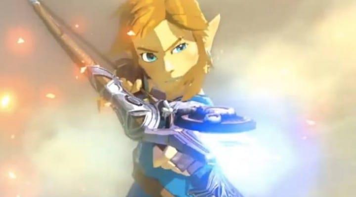 New Legend of Zelda release date for Wii U