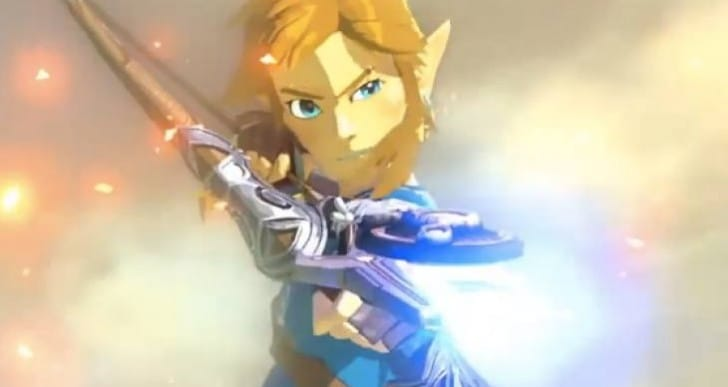 New Legend of Zelda release date for Wii U