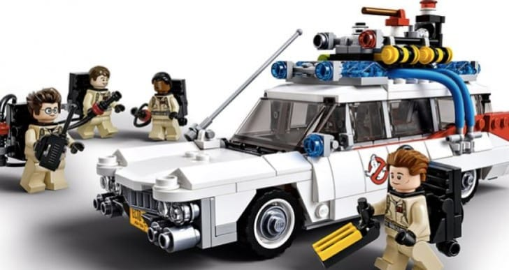 Lego Ghostbusters preview at Toy Fair 2014