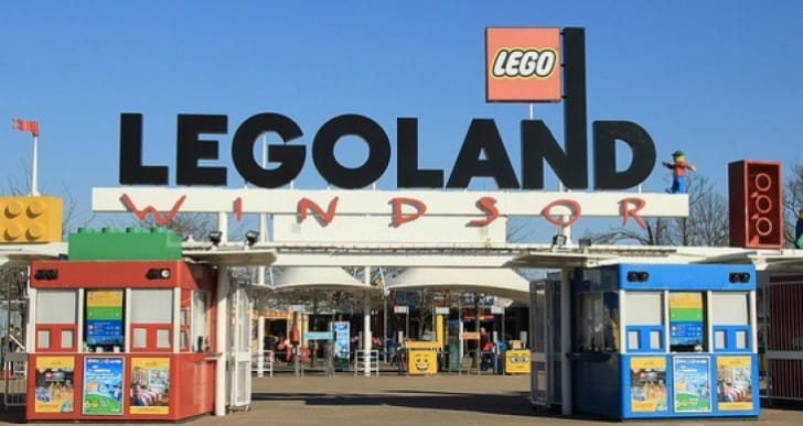 Legoland £10 tickets with The Times codes