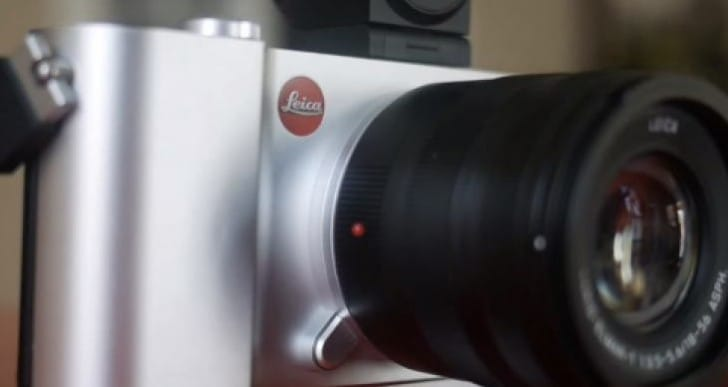 Leica T review highlights NEX 7, Apple design