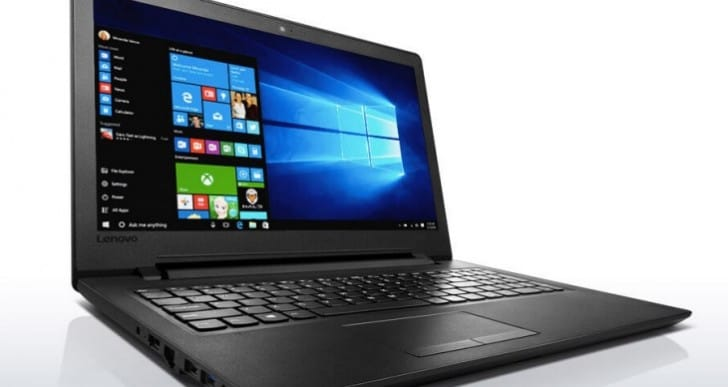 Lenovo 110-15ACL 80TJ laptop specs with user reviews