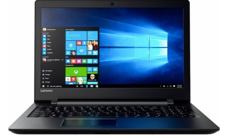 Lenovo 80TJ00LRUS 15.6 laptop review with battery life warning