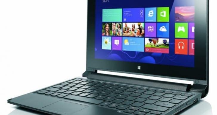 Lenovo FLEX 10 notebook review for Amazon UK buyers