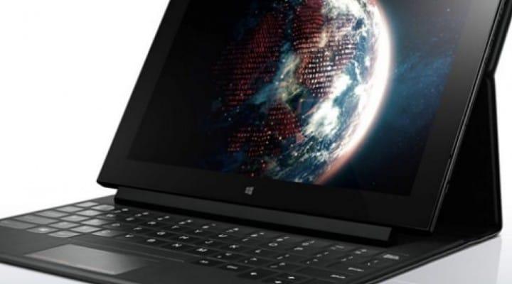 Lenovo ThinkPad 10 tablet specs live