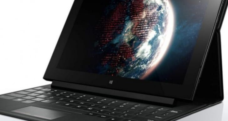 Lenovo ThinkPad 10 tablet specs live