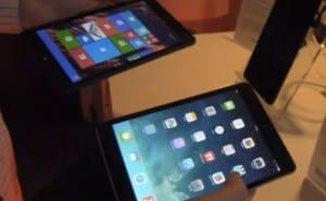 Lenovo Thinkpad 8 Vs iPad Mini 2 specs review