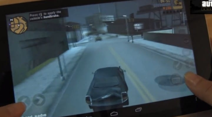 Lenovo Yoga 8 tablet gaming review with MT8125