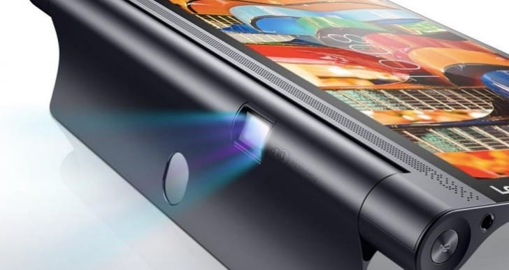 Lenovo Yoga Tab 3 Pro 10 Inch 32GB Projector Tablet gets big price cut