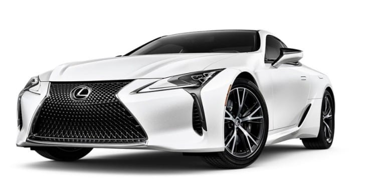 Lexus LC 500 release date imminent