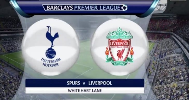 Milner scores in Tottenham Vs Liverpool prediction