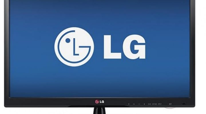 LG 24LN451B TV not 1080p, but value for money