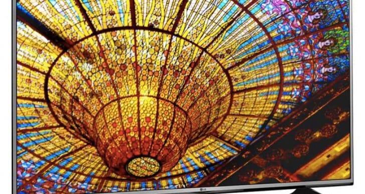 LG 55-inch 4K 120Hz LED Smart TV 55UH6030 review delight