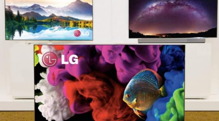 LG 4K OLED 77-inch EG9900 TV price, release date anxiety