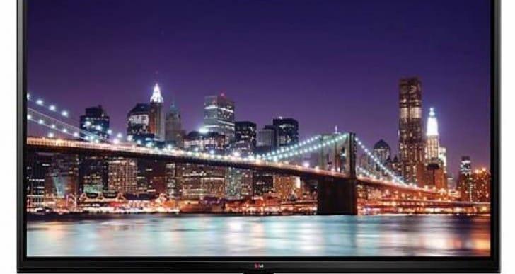 LG 60PB6650 60-inch Smart Plasma HDTV review in 2014