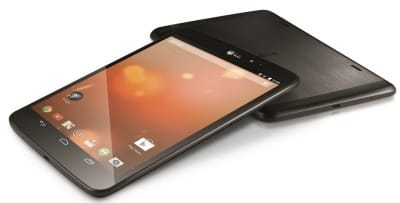 Are you impressed with the LG G Pad?