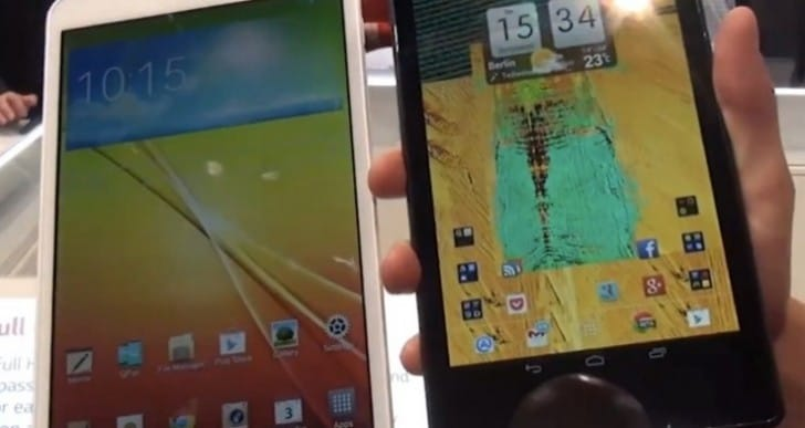 LG G Pad 8.3 Vs Nexus 7 price war in 2014