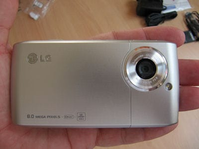 LG GC900 Viewty Smart Full Hands-on Review and Specs 21