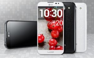 LG Optimus G Pro with Semi 3D display intrigues