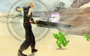 Lightning Returns Final Fantasy XIII with FF7 Cloud bonuses