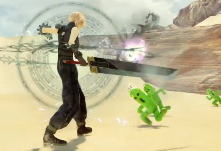 Lightning Returns Final Fantasy XIII with FF7 Cloud bonuses