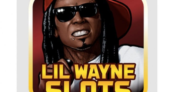 Lil Wayne Slots app for Android, not iPhone