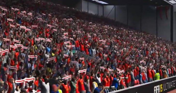 FIFA 15 news brings Man City, LFC, and PSG cheer
