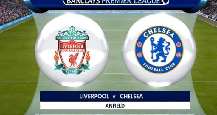 Liverpool Vs  Chelsea result on FIFA 15 isn't surprising