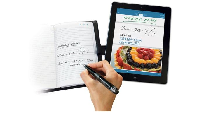 livescribe 3 and ipad