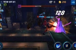 Future Fight July 2015 update with 5 new heroes