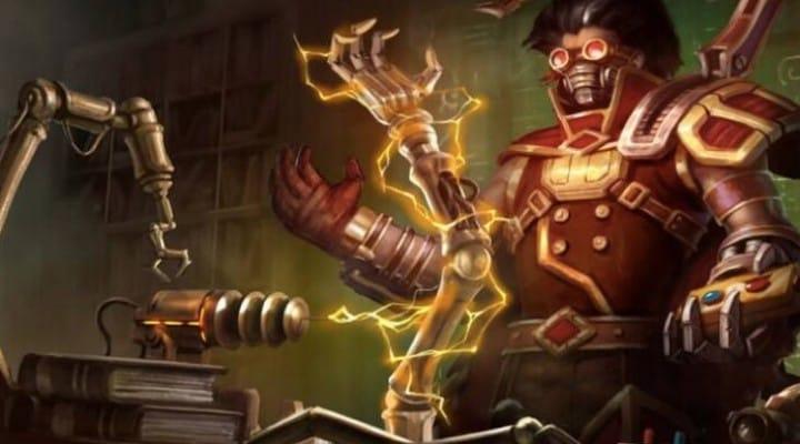 LoL Doom Bots for 10 days rage