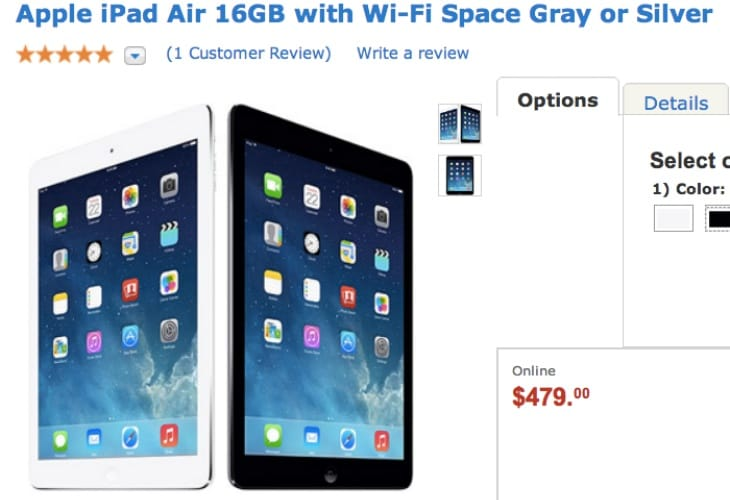 lowest-ipad-air-price-walmart