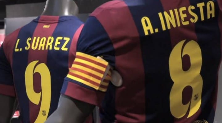 Luis Suarez Barcelona FUT transfer delayed