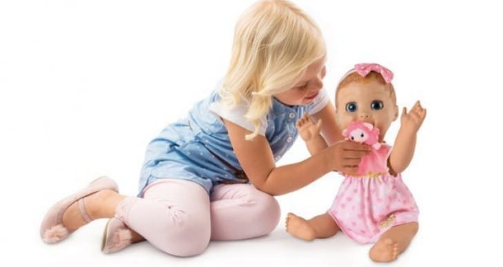Luvabella Doll Stock at Argos, Tesco, Smyths and The Entertainer
