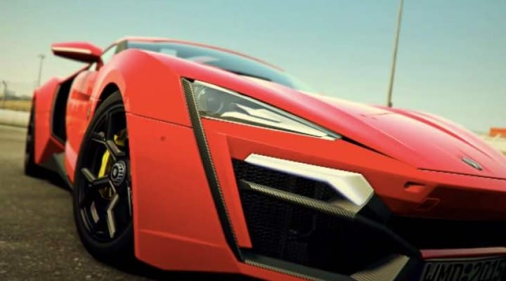 Lykan Hypersport is free DLC for Project Cars