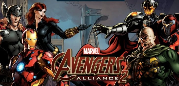 Marvel Avengers Alliance 2 release date wait for free hero