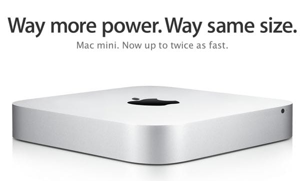 2012 Mac mini thoroughly tested in review