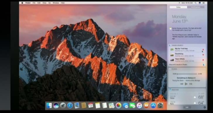 macOS Sierra beta 2 release needed for performance, WiFi problems