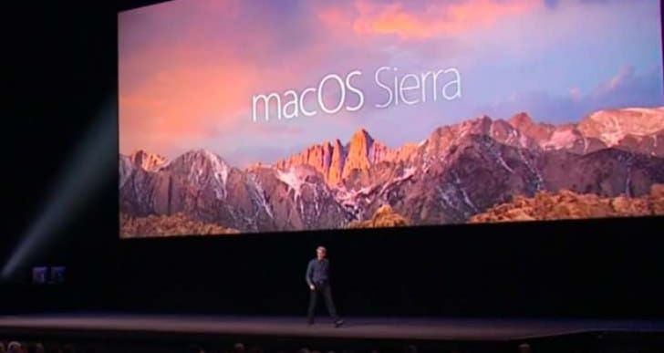 macOS Sierra beta 8 release time for bugs