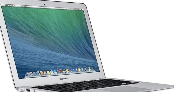 Macbook Air 2014 battery life examined