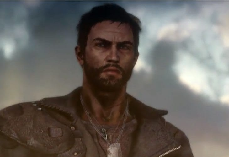 Mad Max trailer lacks actual gameplay