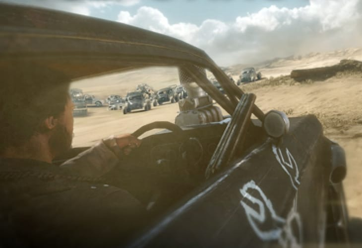 Mad Max gameplay release time finally