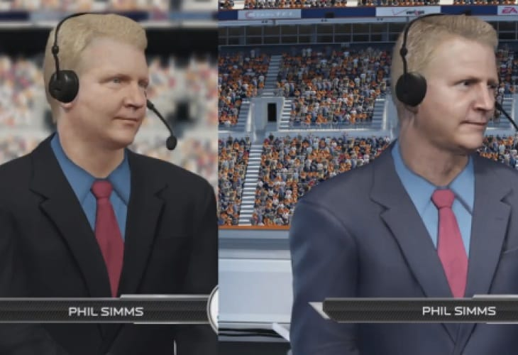 Xbox One Graphics Vs Ps4 2k14 Madden 25 PS4 Vs PS3, ...
