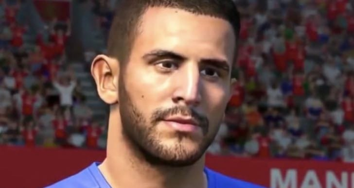 Mahrez shocks FIFA 17 5 Star Skillers list