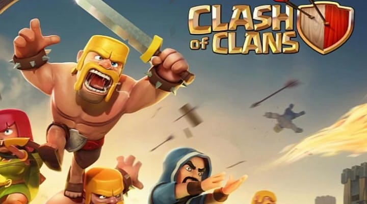 Clash of Clans servers down for Sept 28th break